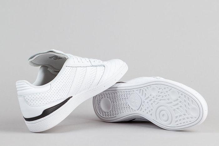 Adidas Busenitz Classified Shoes Ftw White Core Black Silver Metallic 4