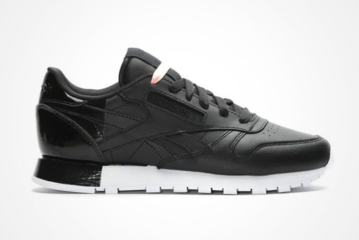 Reebok Classic Leather Feature