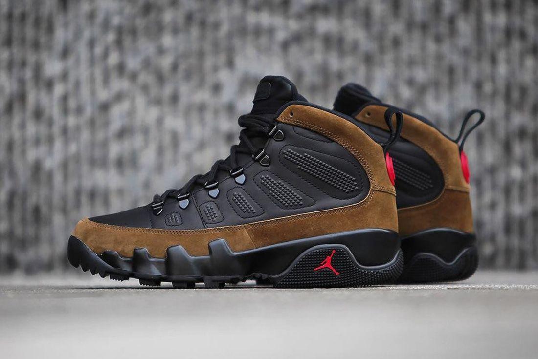 Air Jordan 9 Boot Nrg Sneaker Freaker 6