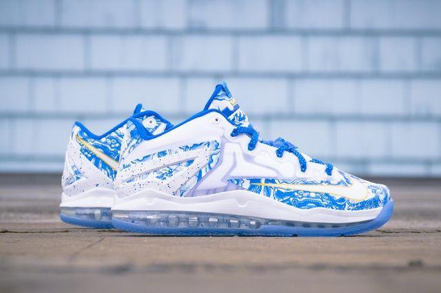 Nike Lebron 11 Low China Pack Bumperoo 7