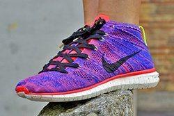 Nike Free Flyknit Chukka