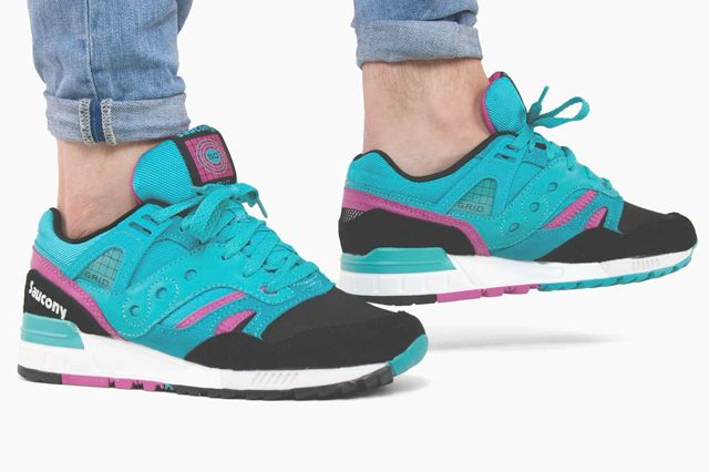Saucony Grid Games Pack 1