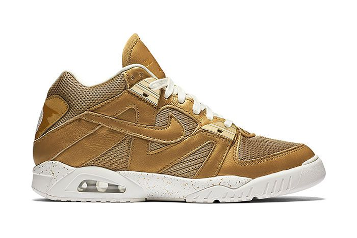 Air Tech Challenge Gold Side
