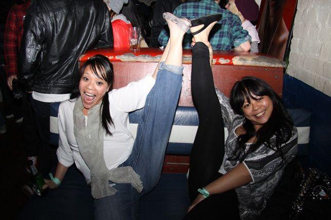 Trinh Tu Nu Legs 1