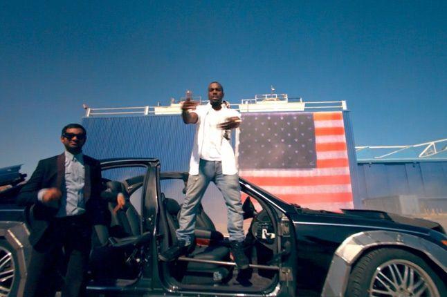 Jay Z Kanye Otis 2 1