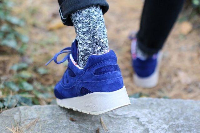 Bodega Saucony Shadow 6000 Sweater Pack 14