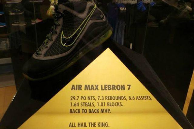 Nike Lbl Wintness History Pe Display Manila 3