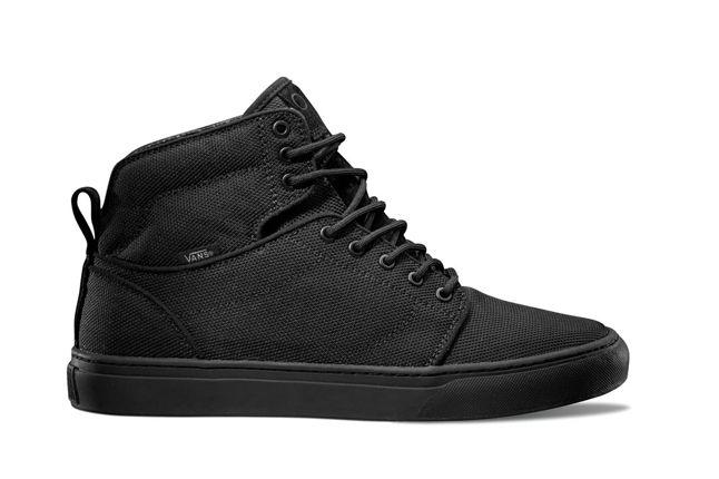 Vans Otw Collection Alomar Black Black Fall 2013 1