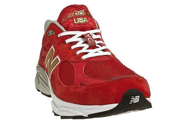 Nb Nyc 990 Red Profile Front 1