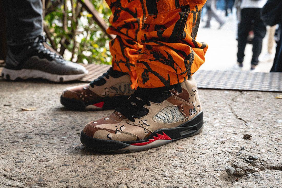 Sneakerness Milan Sneaker Freaker On Foot Shot9