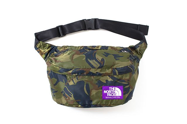 The North Face Purple Label Camo Bag Collection 1