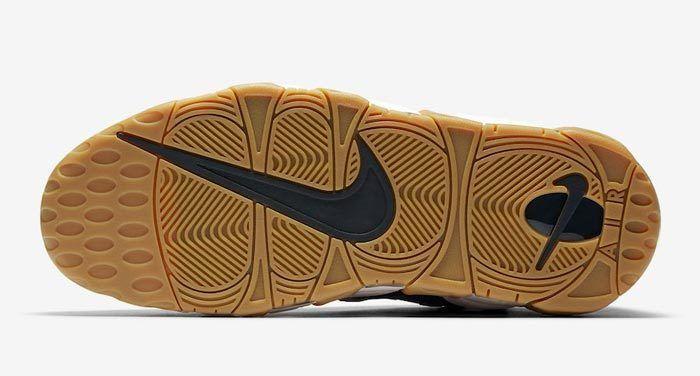 Nike Air More Money Brooklyn Oil Grey Metallic Gold Ar5401 001 1 700