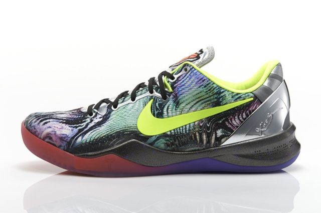 Nike Kobe 8 Prelude Profile