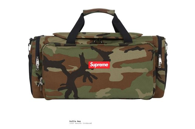 Supreme Ss15 Baggage Collection 13