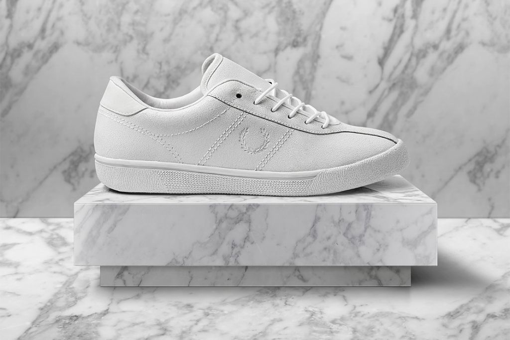 Fred Perry Exhibition Reissues Tennis Shoes 1