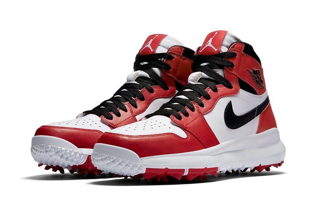 Air Jordan 1 Golf Shoe12