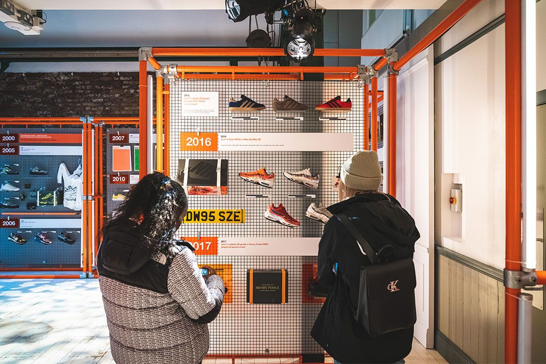 Size Uk 20Th Anniversary Preview Showcase London Air Max 95 Collaboration Reveal 23