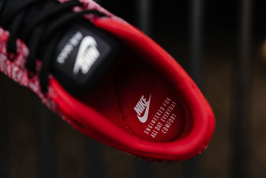 Nike Air Max 1 Ultra 2 0 Flyknit University Red Black5