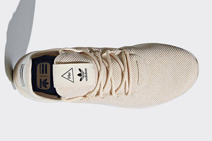 Pharrell Tennis Hu Linen Sneaker Freaker 4
