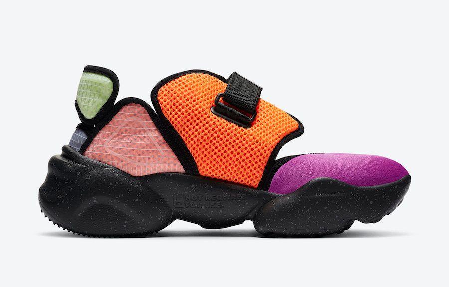 Nike Aqua Rift Concord Green Spark Volt Right