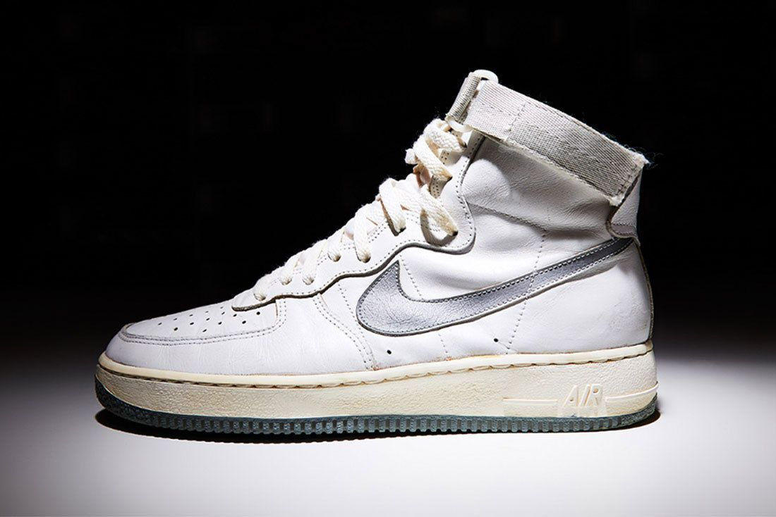 Nike Air Force 1 Sole Material Matters 3