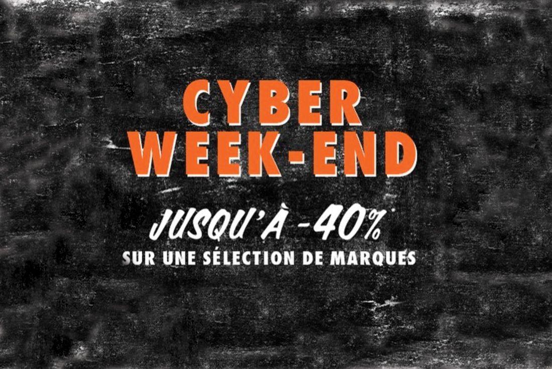 Cyber Monday Citadium