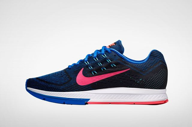 Nike Air Zoom Structure 18 Mens Sideview1