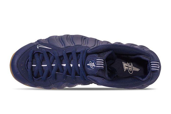 Nike Foamposite One Navy Gum Photos 2 Sneaker Freaker
