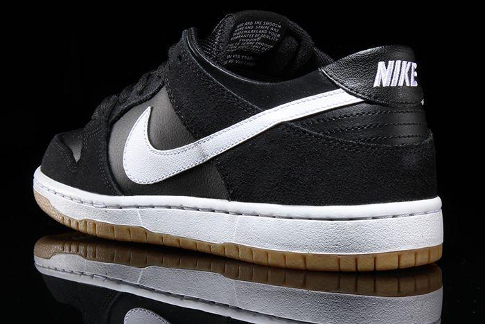 Nike Sb Dunk Low Black Gum5