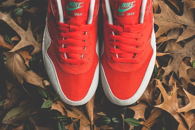 Nike Air Max 1 Daring Red Bumper 2