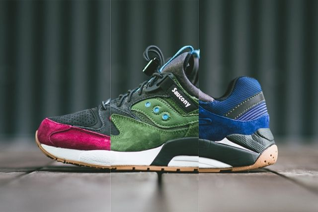 Saucony Grid 9000 2014 Spring Delivery Thumb