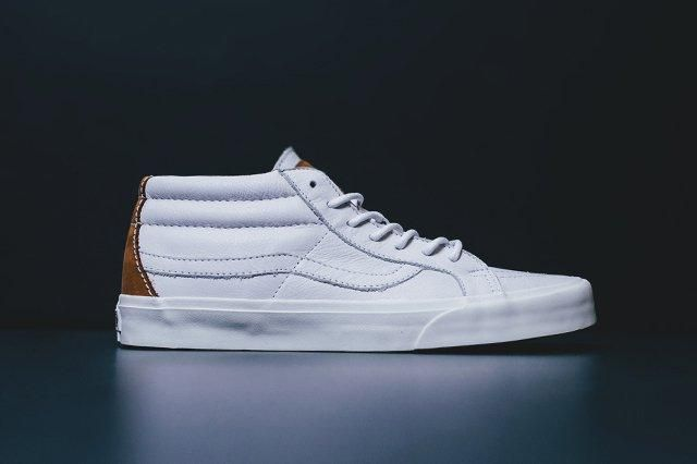 Vans Ca Leather Collection 2