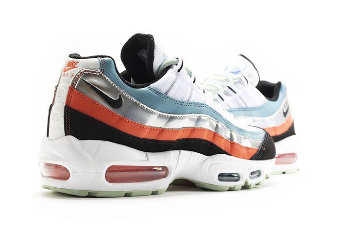 Nike Air Max 95 Alien Heel