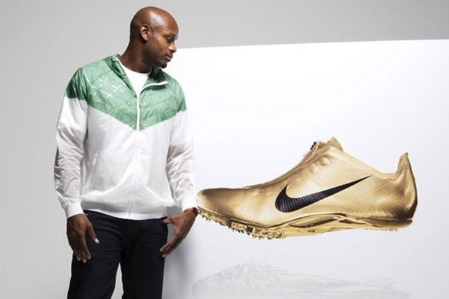 Asafa Powell Interview 6 1