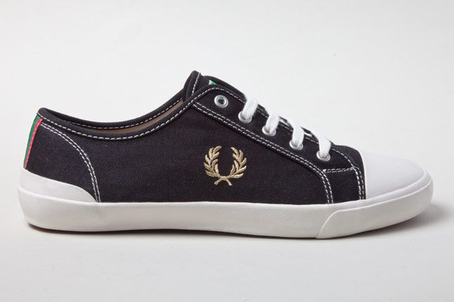 Fred Perry Olympic Blk 1 1
