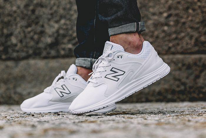 New Balance 1550 Ww White 2