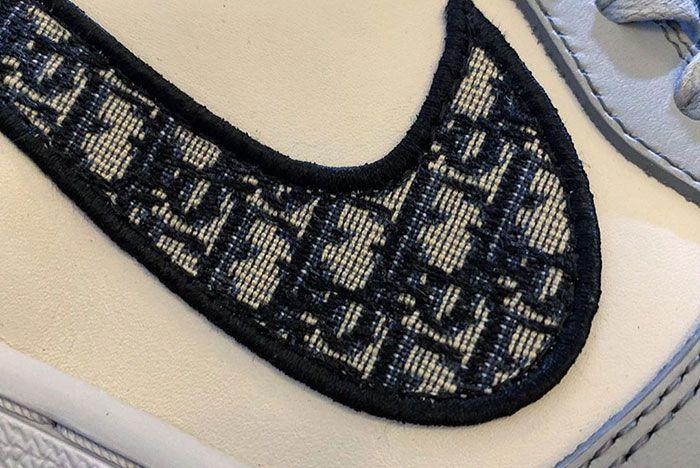 Air Dior Air Jordan 1 Daniel Arsham Leak Shots5