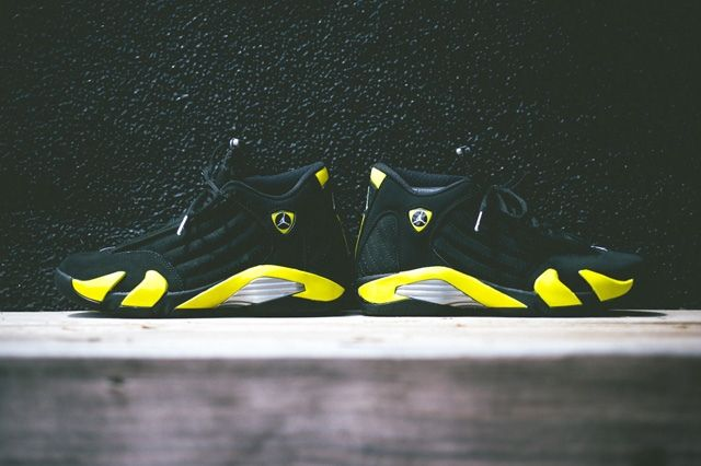 Air Jordan 2014 Thunder Bump 2