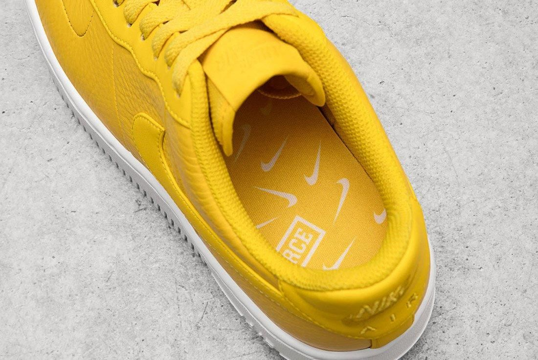 Nike Air Force 1 Upstep Bread Butter 5