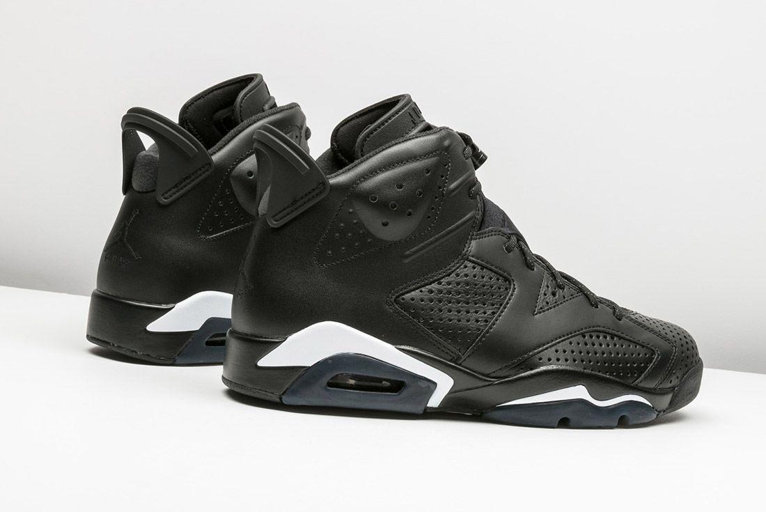 Air Jordan 6 Black Cat 5