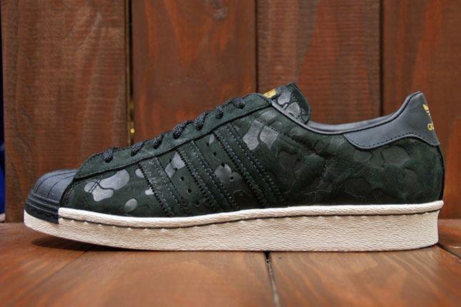 Adidas Superstar 80 S Camo Pack 15