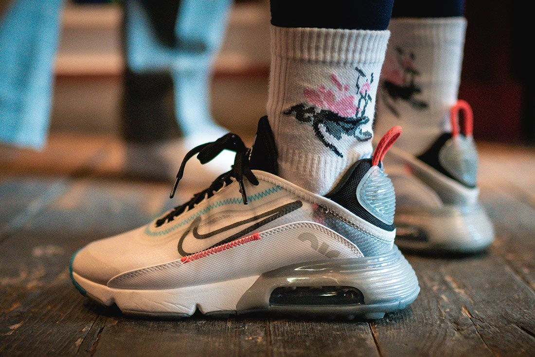 Nike Air Max 2090 Styling 1