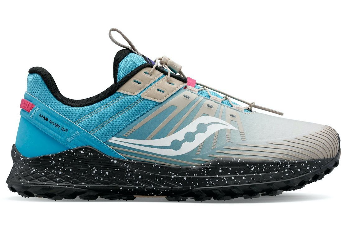 Saucony Mad River 2TR 'Water'