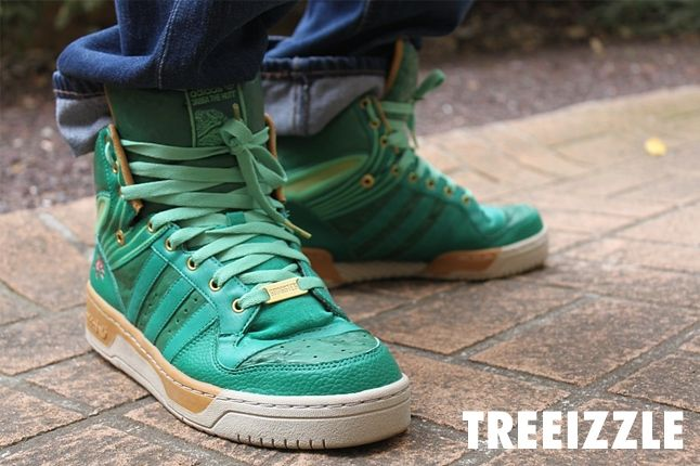 Treeizzle Adidas Jabba The Hut 1