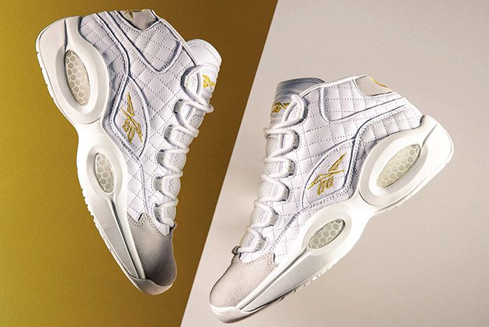 Reebok Question Mid White Party 9