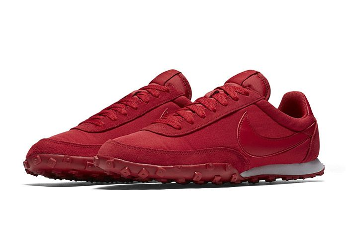 Nike Waffle Racer Gym Red 1