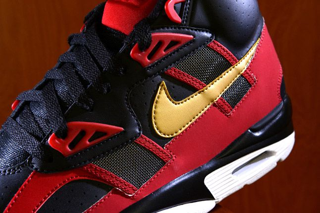 Nike Air Trainer High Sc Niners Laces 1