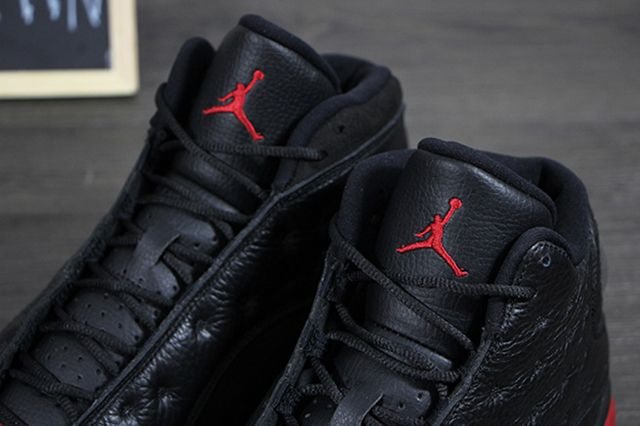 Air Jordan 13 Black Red 51
