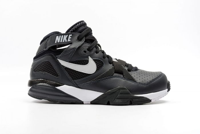Nike Air Trainer Max '91 Leather Black3