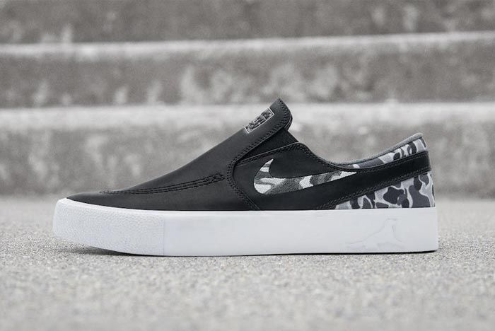 Nike Sb Zoom Janoski Slip Rm Matriz Lateral